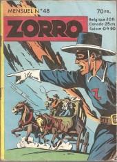 Zorro (2e Série - SFP puis SFPI) -48- Master XIV