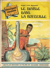 Les classiques illustrés (2e Série) -8- Le diable dans la bouteille