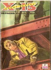 X-13 agent secret -40- Péril atomique