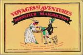 (AUT) Töpffer - Voyages et aventures de Monsieur Maigrichon