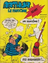 Arthur le fantôme (Géant) -6- Bimestriel N°6