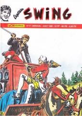 Capt'ain Swing! (2e série) -17- Seul contre les Creeks