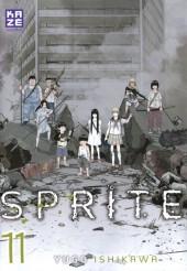 Sprite -11- Tome 11