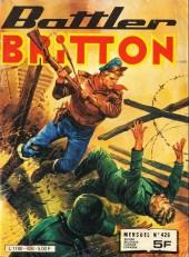 Battler Britton (Imperia) -426- Le Train blindé - Gloire éternelle - Arc en ciel sur la Manche - 3 jours de permission