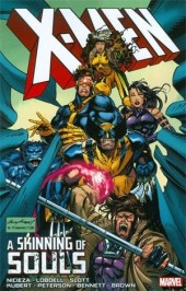 X-Men (1991) -INT- A Skinning of Souls