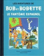 Bob et Bobette (Collection classique bleue) -1a- Le Fantôme Espagnol