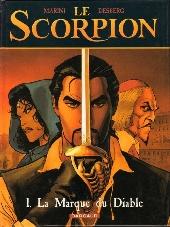 Le scorpion -1- La Marque du Diable