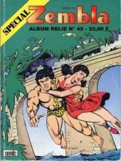 Zembla (Spécial) -Rec45- Album N°45 (du n°134 au n°136)