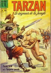 Tarzan (2e Série - Sagédition) (Vedettes T.V.) -38- Tarzan et l'empire perdu