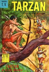 Tarzan (2e Série - Sagédition) (Vedettes T.V.) -34- Tarzan et la cité interdite - 2
