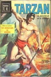 Tarzan (2e Série - Sagédition) (Vedettes T.V.) -28- Les adorateurs de Mischta