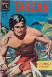 Tarzan (2e Série - Sagédition) (Vedettes T.V.) -25- 2 hommes perdus