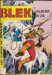 Blek (Les albums du Grand) -Rec26- Album N°26 (du n°306 au n°309)