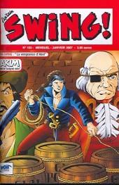 Capt'ain Swing! (2e série) -153- La vengeance d'Abel