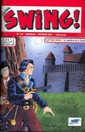 Capt'ain Swing! (2e série) -154- Le mystère de la Zerbine