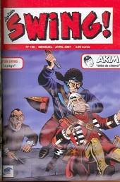 Capt'ain Swing! (2e série) -156- Drôle de cinéma