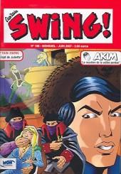 Capt'ain Swing! (2e série) -158- Le rapt de Juliette