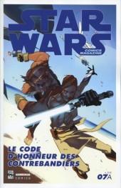 Star Wars - Comics magazine -7A- Le Code d'honneur des contrebandiers