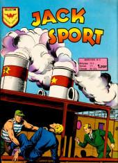 Jack Sport -5- Les diamants de M. Pitterboom
