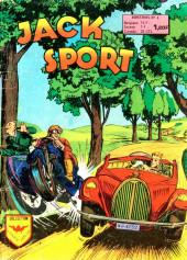 Jack Sport -6- La voiture n° 13