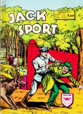 Jack Sport -9- Le trèfle rouge