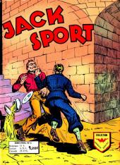 Jack Sport -8- Kidnapping à Paris