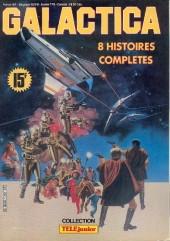 Télé Junior (Collection) - Galactica - 8 histoires complètes