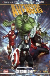 Season One (100% Marvel) -11- Avengers