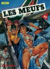 Les meufs (Novel Press) -23- L'incruste