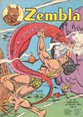 Zembla -101- S.O.S. pour les Gombar