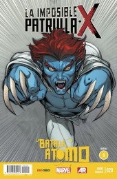 La imposible Patrulla-X -20- La Batalla Del Átomo. Capítulo 8
