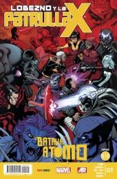 Lobezno y la Patrulla-X -20- La Batalla Del Átomo. Capítulos 9 y 10
