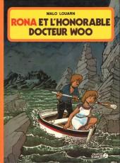Rona -2- Rona et l'honorable docteur Woo