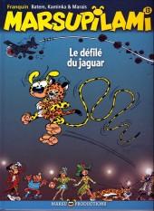Marsupilami -13Ind- Le défilé du jaguar