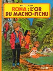 Rona -1- Rona : L'or du Macho-Fichu