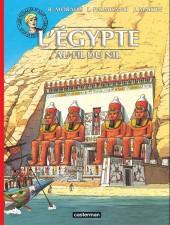 Alix (Les Voyages d') -9b- L'Égypte au fil du Nil