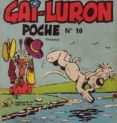 Gai-Luron (Poche) -10- Mauvaise pêche