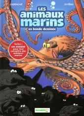 Les animaux marins en bande dessinée -2- Tome 2