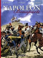 Jacques Martin présente -6- Napoléon Bonaparte - Tome 3