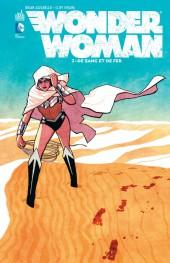 Wonder Woman (DC Renaissance) -3- De sang et de fer