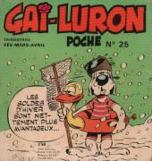 Gai-Luron (Poche) -25- Les soldes d'hiver