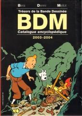 (DOC) BDM -14- Trésors de la Bande Dessinée 2003-2004