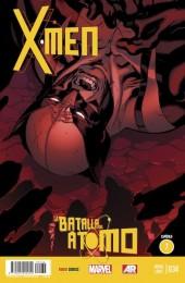 X-Men v4 -34- La Batalla Del Átomo. Capítulo 7
