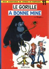 Spirou et Fantasio -11a67- Le gorille a bonne mine