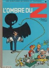 Spirou et Fantasio -16b71- L'ombre du Z