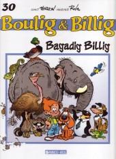 Boule & Bill (en langues régionales) -30Breton- Boulig & Billig - Bagadig Billig