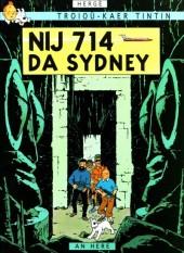 Tintin (en langues régionales) -22Breton- Nij 714 da Sydney
