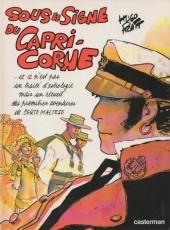 Corto Maltese -3a79- Sous le signe du Capricorne