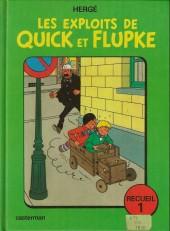 Quick et Flupke -3- (Casterman, couleurs) -REC1- Recueil 1