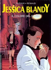Couverture de Jessica Blandy (en italien) -4- Il colore del blues